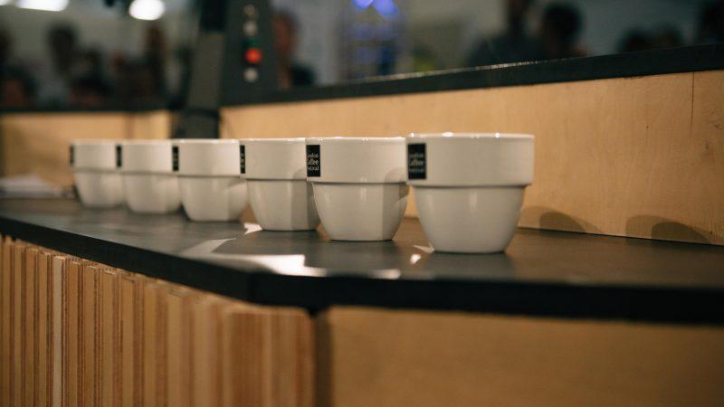 Roast Masters Equipment Line-up