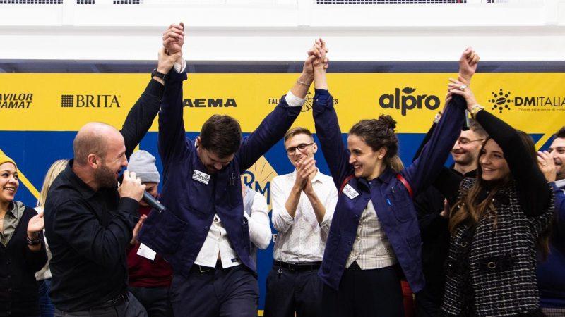 Belleville Brûlerie Crowned Roast Masters™ Milan 2019 Champions
